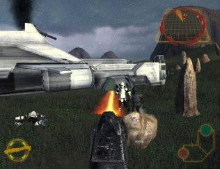 Rebel Strike Rogue Squadron 3 GC 32