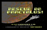 Rescue On Fractalus C64 02