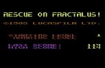Rescue On Fractalus C64 03