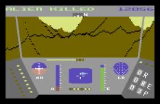 Rescue On Fractalus C64 26