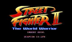 Street Fighter 2 The World Warrior Arcade 02