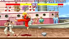 Street Fighter 2 The World Warrior Arcade 06