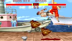 Street Fighter 2 The World Warrior Arcade 07