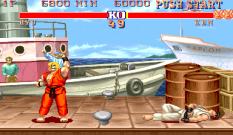 Street Fighter 2 The World Warrior Arcade 08
