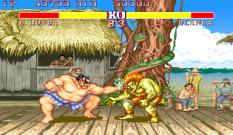 Street Fighter 2 The World Warrior Arcade 10