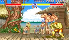 Street Fighter 2 The World Warrior Arcade 12