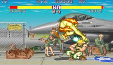 Street Fighter 2 The World Warrior Arcade 13