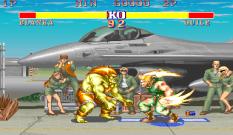 Street Fighter 2 The World Warrior Arcade 14