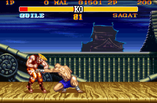 Street Fighter 2 Turbo Hyper Fighting SNES 09