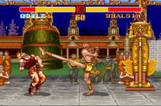 Street Fighter 2 Turbo Hyper Fighting SNES 10