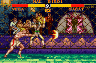 Street Fighter 2 Turbo Hyper Fighting SNES 20