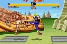 Street Fighter 2 Turbo Hyper Fighting SNES 21