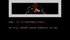 Strider Arcade 12