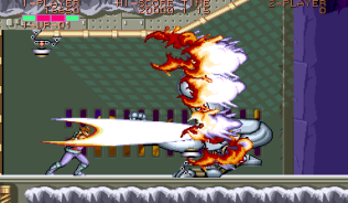 Strider Arcade 16