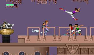 Strider Arcade 36