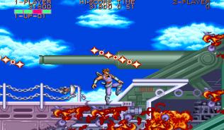 Strider Arcade 40