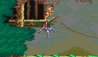 Strider Arcade 64