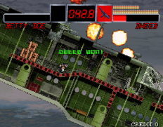The Outfoxies (1994) Arcade 10