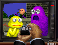 The Outfoxies (1994) Arcade 11