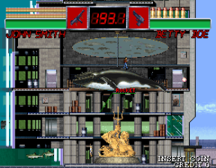 The Outfoxies (1994) Arcade 20