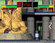 The Outfoxies (1994) Arcade 21