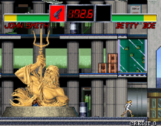 The Outfoxies (1994) Arcade 22