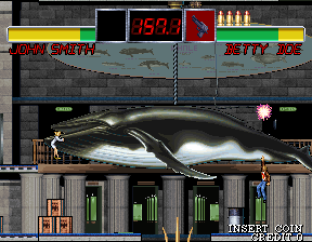 The Outfoxies (1994) Arcade 23