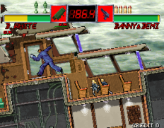 The Outfoxies (1994) Arcade 44