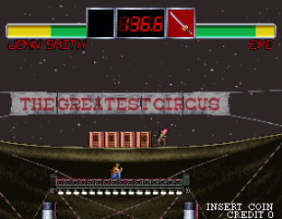 The Outfoxies (1994) Arcade 53