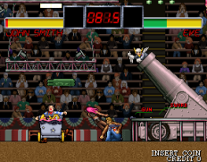 The Outfoxies (1994) Arcade 54