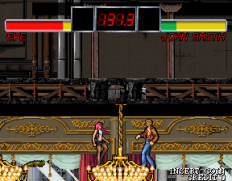 The Outfoxies (1994) Arcade 59