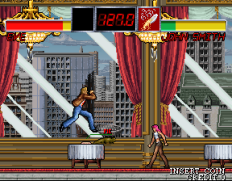 The Outfoxies (1994) Arcade 60