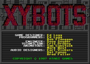 Xybots (1987) Arcade 01