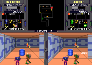 Xybots (1987) Arcade 09