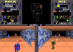 Xybots (1987) Arcade 10