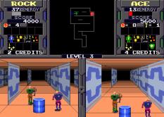 Xybots (1987) Arcade 11