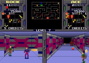 Xybots (1987) Arcade 20