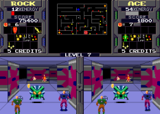 Xybots (1987) Arcade 22
