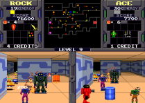 Xybots (1987) Arcade 29