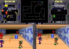 Xybots (1987) Arcade 32