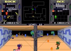 Xybots (1987) Arcade 33