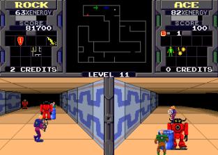 Xybots (1987) Arcade 34