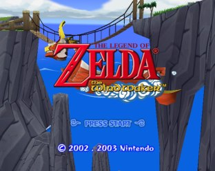 Zelda Windwaker Gamecube 01