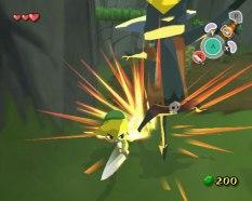 Zelda Windwaker Gamecube 11