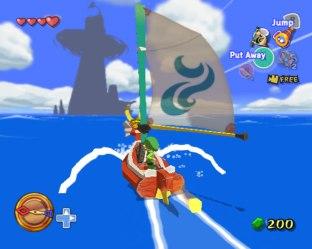 Zelda Windwaker Gamecube 31