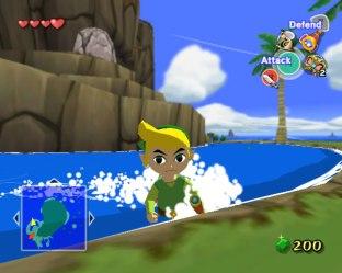 Zelda Windwaker Gamecube 34