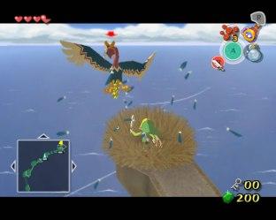 Zelda Windwaker Gamecube 42