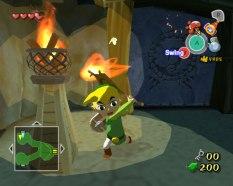 Zelda Windwaker Gamecube 43