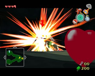 Zelda Windwaker Gamecube 45