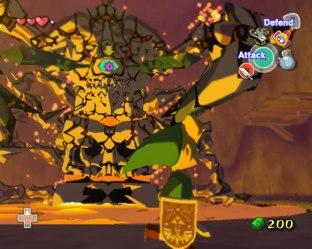 Zelda Windwaker Gamecube 56
